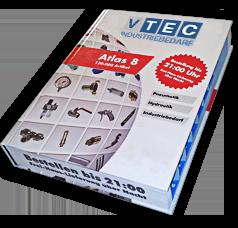 katalog VTEC Industriebedarf - Pneumatik, Hydraulik, Industriebedarf